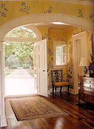 216 best colonial foyer entryway and hallways images on pinterest