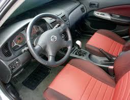 1997 Nissan Sentra Interior 2002 Nissan Sentra Se R Interior Picture Pic Image