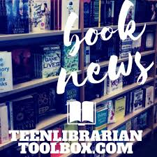 recently in book mail giveaways u2014 tlt16 teen librarian toolbox