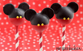 Halloween Cake Pops Images by Mickey And Minnie Mouse Cake Pops Pint Sized Baker