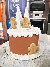 chocolate orange cake and other christmas cake ideas cake by