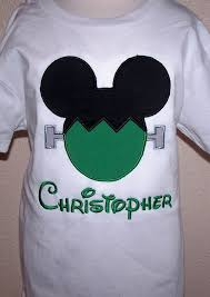 home mickey mouse shirts halloween frankenstein mickey shirt