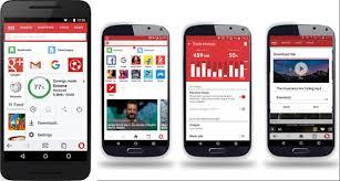 new opera apk new opera mini browser tips apk version 2 1