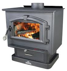 burning pine in a wood stove is it a good idea