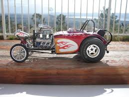 bantam roadster diecast car forums pics a new 1 18 drag racing car acquisition