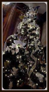 18 best black christmas tree decorating ideas images on pinterest