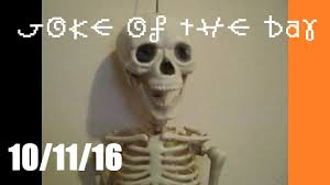 halloween skeleton jokes harry the skeleton u0027s joke of the day oct 11 countdown to