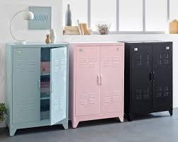 armoire metallique chambre ado où trouver une grande armoire métallique au style industriel