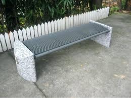 concrete bench vcomimc