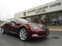 mcgrath lexus westmont used cars 2008 lexus ls600h l long wheelbase hybrid in review village