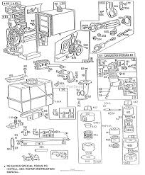 briggs and stratton 170432 2235 01 parts diagram for carburetor