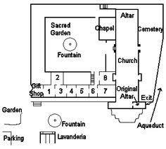mission san diego de alcala floor plan mission santa barbara 2201 laguna street santa barbara ca