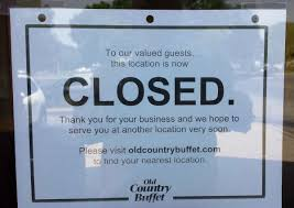 old country buffet closes abruptly in onalaska local