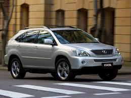 lexus rx 400h hybrid 2005 rx 400h russia