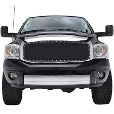 2007 dodge ram 1500 grille assembly 06 08 dodge ram 1500 06 09 2500 3500 evolution stainless steel