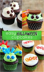 halloween cupcake decorating ideas u2013 festival collections