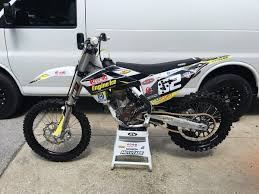 motocross bike for sale husqvarna 2016 fc250 race bike for sale for sale bazaar