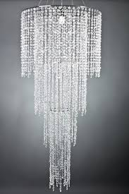 Crystal Beads For Chandelier Large 4 Tier Crystal Acrylic Chandelier Tent Lighting And