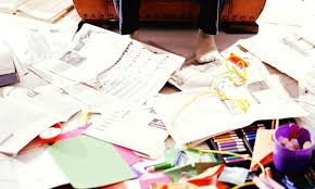 Clutter Stop Paper Clutter Organizing And Filing Papers