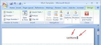header templates for word mla format microsoft word 2010 mla format