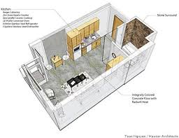 Square Floor Plans For Homes Home Small Home 250 Square Feet In Soma Sfgate