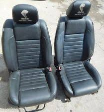 mustang seats ebay front car truck seats for ford mustang ebay
