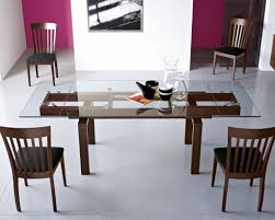 Modern Extendable Dining Table Dining Cado Modern Furniture Hyper Cs416 Xr P128 Wenge