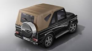 mercedes g wagon convertible for sale do you want a mercedes g wagen convertible autoweek