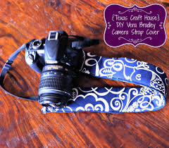 vera bradley home decor diy vera bradley camera strap covers texas craft house