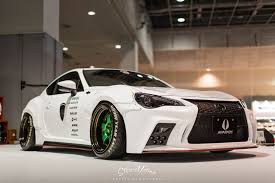 automobile toyota frs with is grill rides pinterest toyota scion and jdm