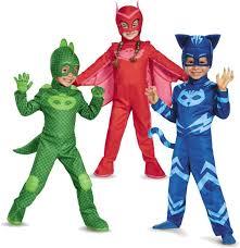 pj masks costumes catboy gekko owlette u2022 halloweentopia