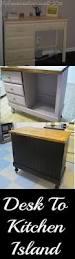 How To Make An Kitchen Island Best 25 Old Desks Ideas On Pinterest Desks Dry Erase Paint And