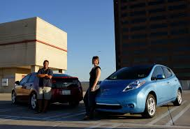 nissan leaf s g early converts to electric cars remain committed with caveats
