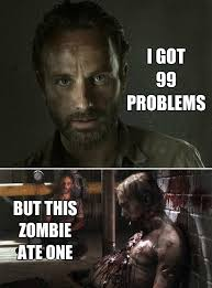 Walking Dead Memes Season 3 - the walking dead brandedzak