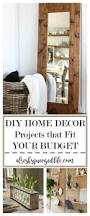 Diy Home Decorating Projects 603 Best Diy Home Decor Images On Pinterest Farmhouse Style