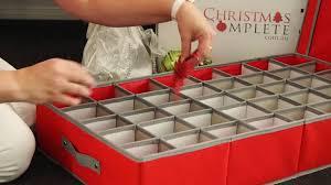 christmas ornament storage box christmas ornaments storage box