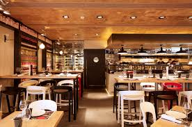 home design ideas kitchen in the steel bar and grill sydney the