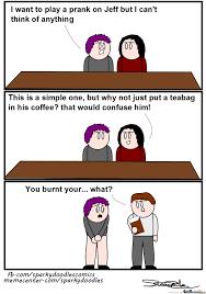 Meme Bag - sparky doodles tea bag by sparkydoodles meme center