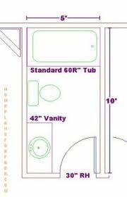 Bathroom Additions Floor Plans 5x9 Or 5x8 Bathroom Plans House Ideas Pinterest Bathroom