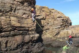 Rock Climbing Memes - sea cliffs newman hunt