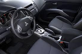 Mitsubishi Outlander Sport 2013 Interior Truck Trend Pre Owned 2007 To 2013 Mitsubishi Outlander Photo