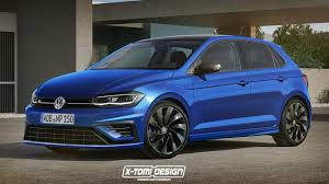 volkswagen polo 2017 vw polo r and polo gti cabrio imagined in the digital realm