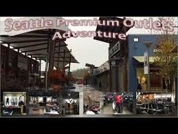 seattle premium outlets adventure