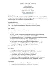 Proficient Computer Skills Resume Sample by Resume Sandra Ellis What Does Cv Mean Example Of A Cv For A Job