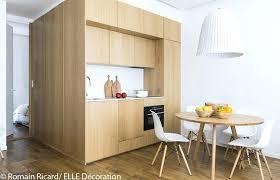 am駭ager une toute cuisine toute cuisine cuisine blanche bois amenager une toute