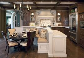 curved kitchen bench seating the beautiful kitchen bench seating