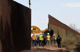 Seeking Judge U S Judge Rejects Lawsuit Seeking To Stop Border Wall