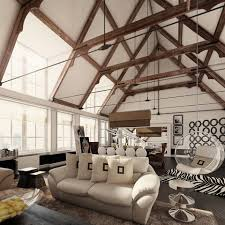 European Interior Design European Loft Interior Design Ando Studio