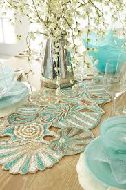 Bedroom Furniture Runners Best 20 Beach Table Settings Ideas On Pinterest Beach Table