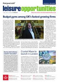 leisure opportunities 30th may 2017 leisure opportunities 30th may 2017 issue 711 by leisure media issuu
